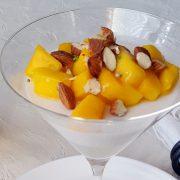 nyttig efterrätt - kokospannacotta
