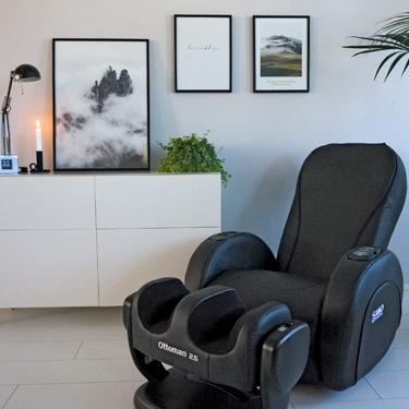 Prova en massagefåtölj gratis?