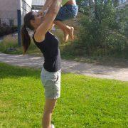 träna med barn - Bild 3
