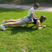 träna med barn - Bild 4
