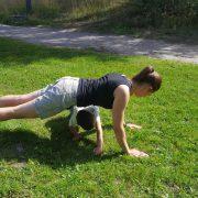 träna med barn - Bild 6