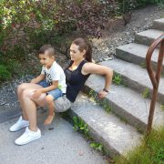 träna med barn - Bild 7